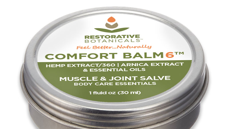 COMFORT BALM Advanced Blend Warming Muscle & Joint Salve