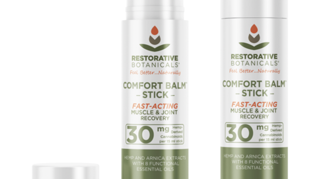 COMFORT BALM STICK - 15 ML - FAST ACTING