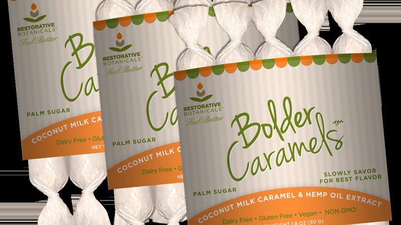 Bolder Carmel 10MG/Piece