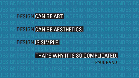Design Can Be