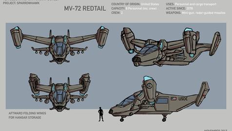 MV-72 Redtail