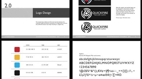 Quickfire Brand Standards