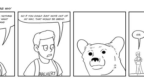 Black Bear Black Bear Why