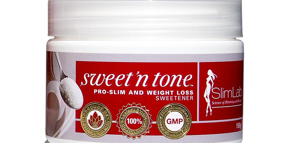 Slimlab Sweet 'n Tone 150g