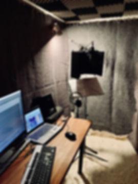 Rachel Simon's voice over studio