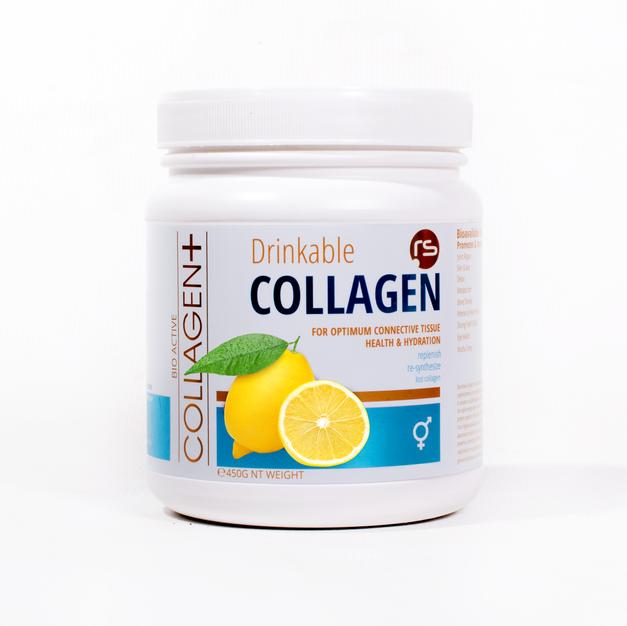 Bio Active Collagen Lemon