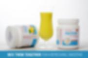 Bio Active Collagen Lemon Smoothie