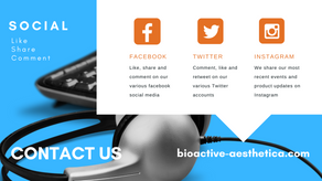 We launched our new eCommerce website and updated Bio Active Collagen Plus eCatalogue