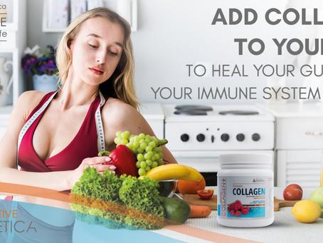 Add Bio Active Collagen  Plus To Your Diet