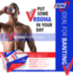 ISN Vrooma Protein Shakes