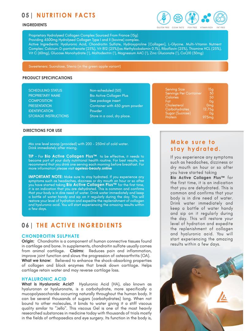 Bio Active Aesthetica Playbook