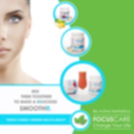 Bio Active Protein-Collagen Smoothie