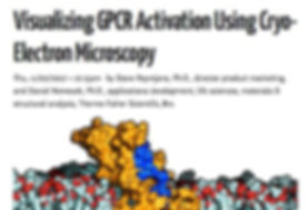 Contributed Article Visualizing GPCR Act