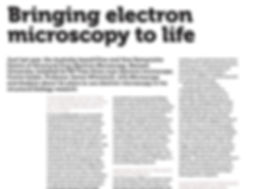 Case Study Bringing Microscopy to Life F