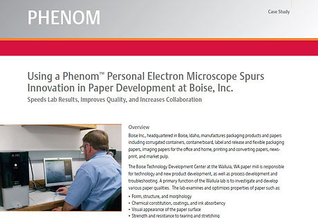 Case Study Personal SEM Innovation in Pa