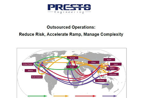 White Paper Outsourced Operations Presto