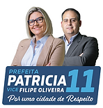 Logotipo Selo com Patricia e Filipe - sm