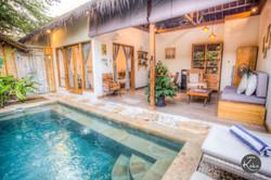 Your own tropical villa