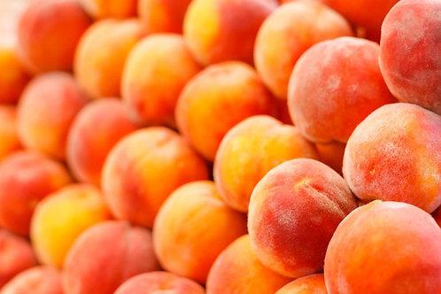 Peach-Rhubarb Jam