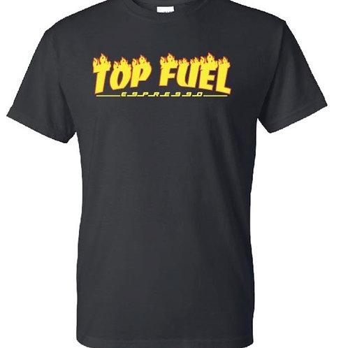 Top Fuel Flame