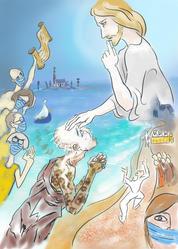 14/02/21 «Jésus étendit la main, le toucha et lui dit : « Je le veux, sois purifié. »