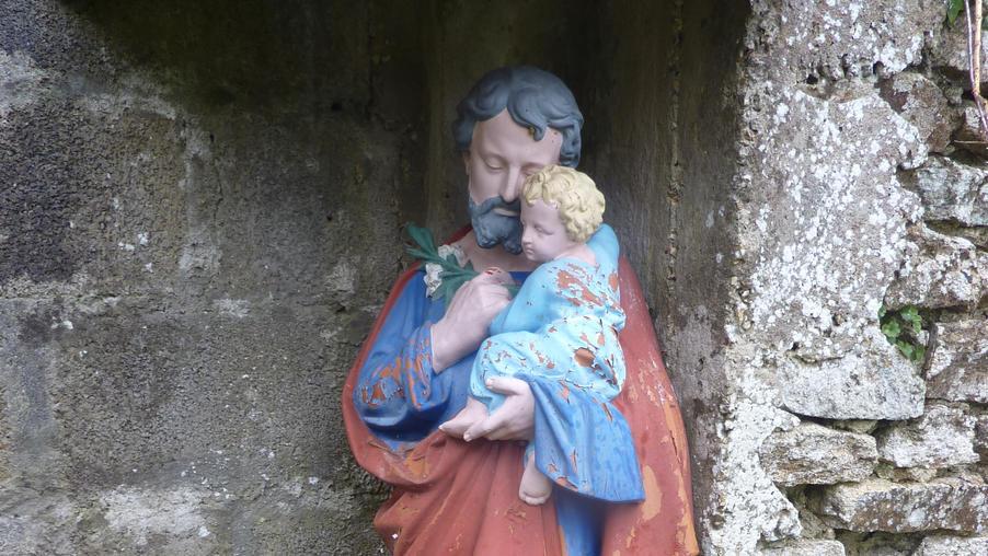 Joseph très fidèle, priez pour nous.