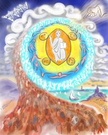 01/11/20 « Voici une foule immense que nul ne pouvait dénombrer, une foule de toutes nations, tribus, peuples et langues »