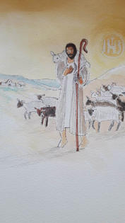 25/04/2021 « Le bon pasteur donne sa vie pour ses brebis »