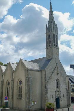 Benodet - Eglise Saint-Thomas