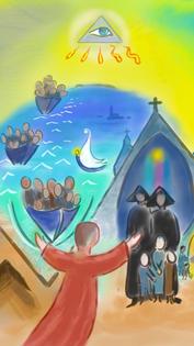 25/10/20  «Si tu accables la veuve et l'orphelin, ma colère s'enflammera»