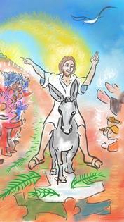 28/03/2021 « Béni soit celui qui vient au nom du Seigneur ! »