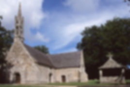 29 - Gouesnac'h - Chapelle Saint-Cadou-c