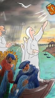 24/01/21  « Convertissez-vous et croyez à l'Évangile»  (Mc 1, 14-20)