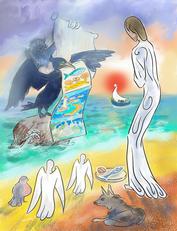 21/02/21 « Jésus fut tenté par Satan, et les anges le servaient »