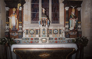 29 - Clohars-Fouesnant - Eglise Saint-Hi