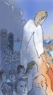 14/03/21 « Dieu a envoyé son Fils pour que, par lui, le monde soit sauvé »