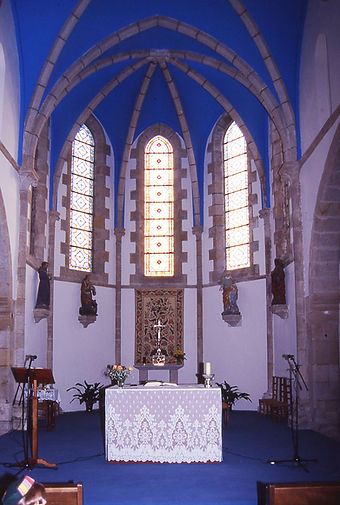 29 - Pleuven - Eglise Saint-Mathurin - C
