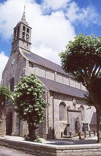 29 - Fouesnant - Eglise Saint-Pierre - v