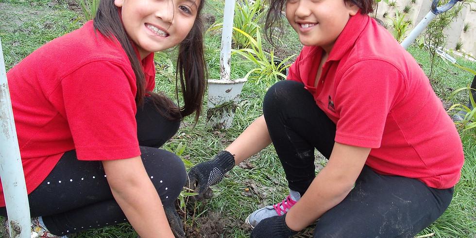 ARBOR DAY - SCHOOL PLANTING DAY