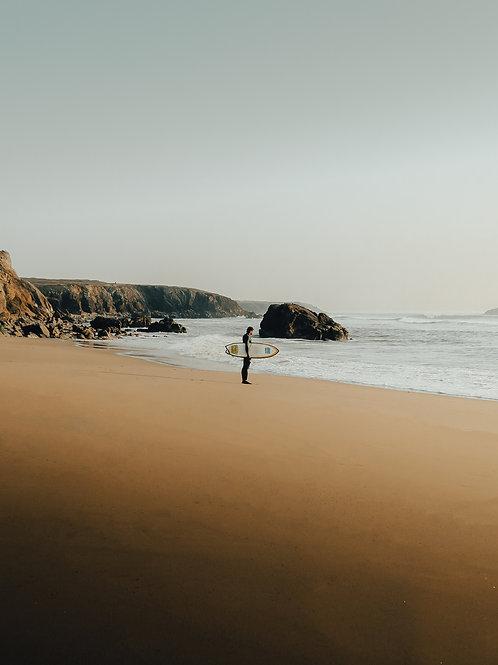 Surf à Quiberon