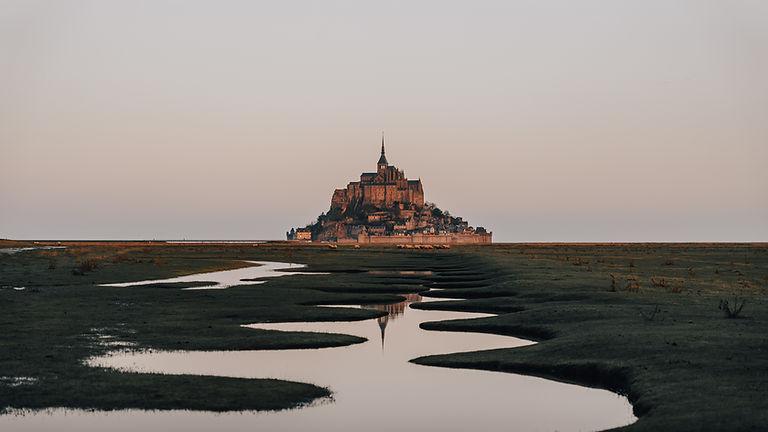 Tirages photo Mont-Saint-Michel