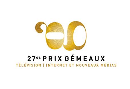 Nomination au 27e prix Gémeaux