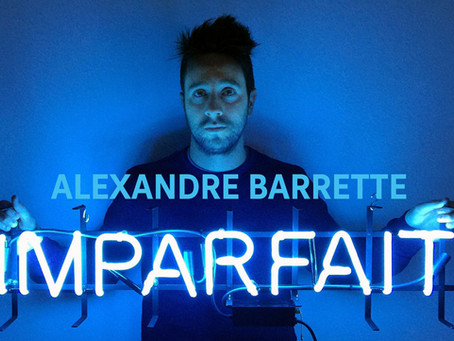 Alexandre lance un 2e one-man show
