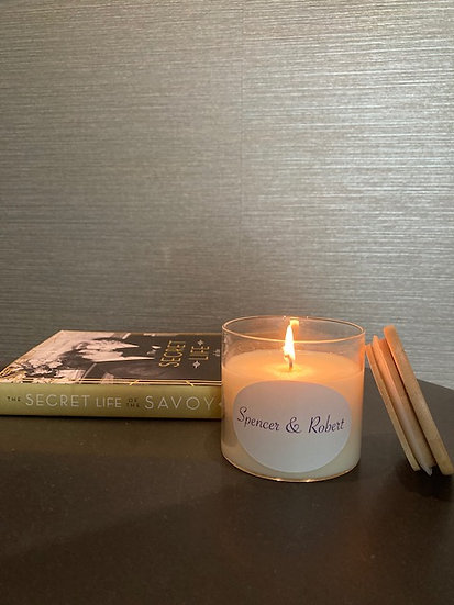 Vanilla & Caramel candle