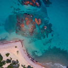 Marina di Orri, Sardinia Drone View_Raff