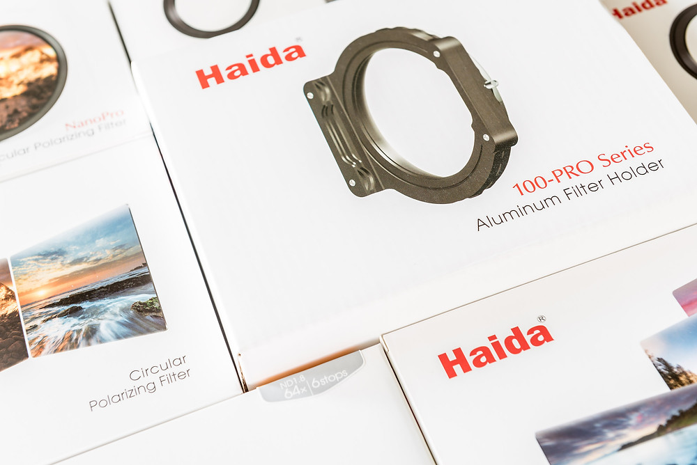 Review HAIDA 100-Pro Series Kit - Aluminum Filter Holder