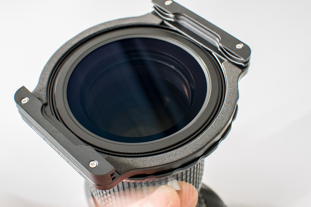 Haida 100-Pro Series holder with integrated Polarizer