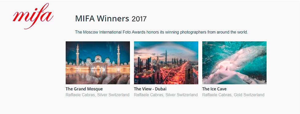 Mifa Winner 2017