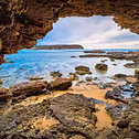 Spiaggia di Sa Mesa Longa Sardinia Long Exposure Cave Rocks and Sea_Raffaele Cabras.jpg
