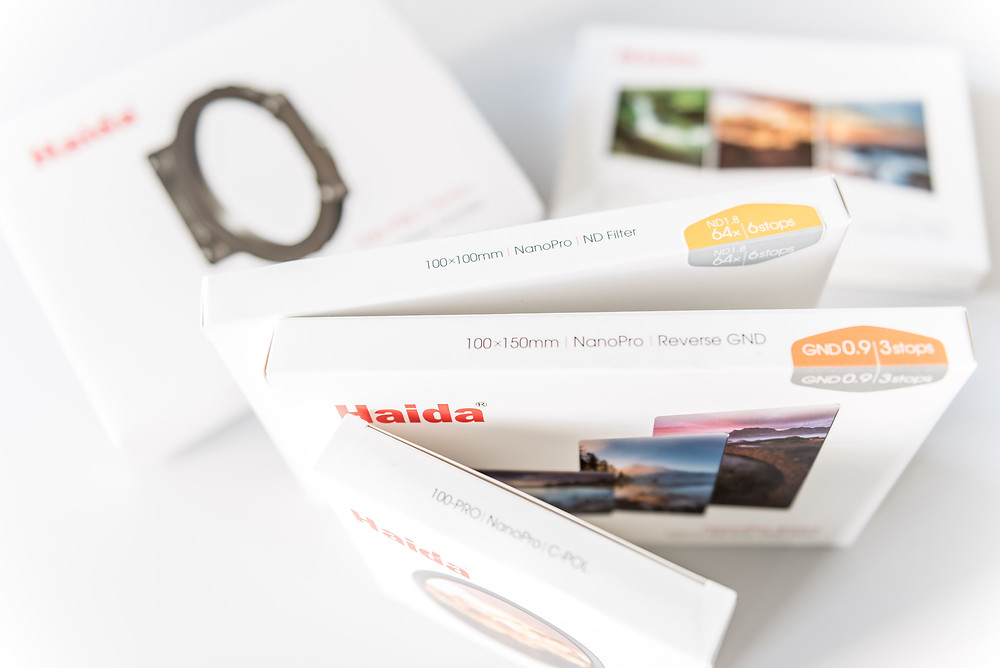 Haida 100-Pro Series filters kit